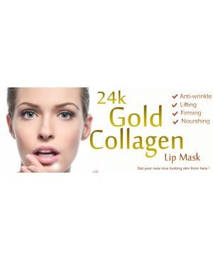 24K GOLD COLLAGEN LIP TREATMENT