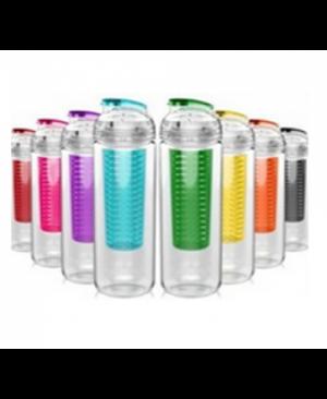 BPA FREE , FRUIT INFUSER WATER BOTTLE