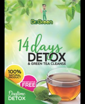 Dr. Green 14 Days Detox Tea