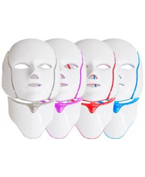 قناع العلاج الضوئي للوجه من دون القطعة الخاصة بالرقبة