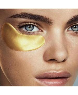 A 24K Gold Eye Treatment That Increases Blood Circulation (4 Paris)