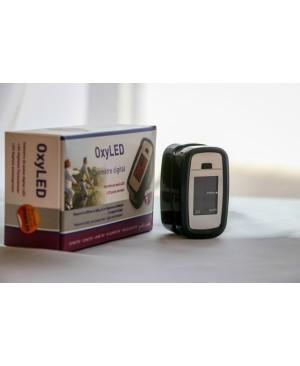 جهاز قياس نسبة الأوكسجين بالدم و النبض OXYLED